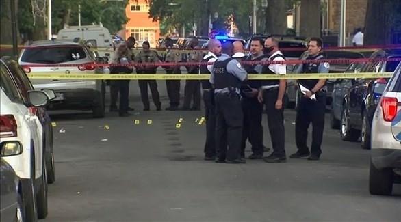 مقتل 3 في إطلاق نار على 22 شخصاً بمدينة شيكاغو