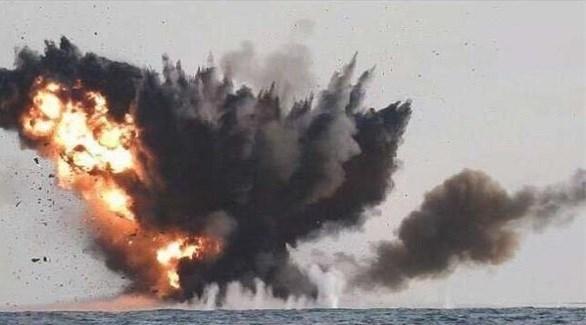 تحالف دعم الشرعية في اليمن يدمر زورقين حوثيين ملغمين في جنوب البحر الأحمر