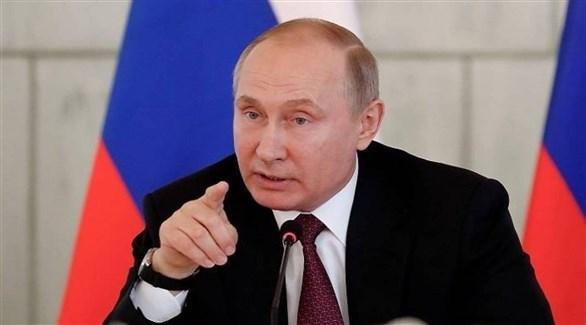 بوتين: لا نستخدم الغاز كسلاح ومستعدون لمساعدة أوروبا