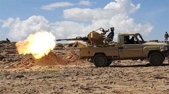 مقتل 35 حوثياً في اشتباكات الضالع
