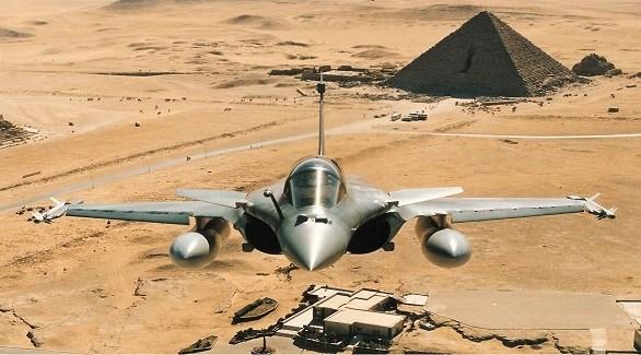 الجيش المصري يضم 30 طائرة رافال فرنسية