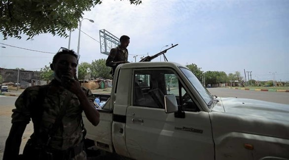 تمدد النزاع العسكري في تيغراي