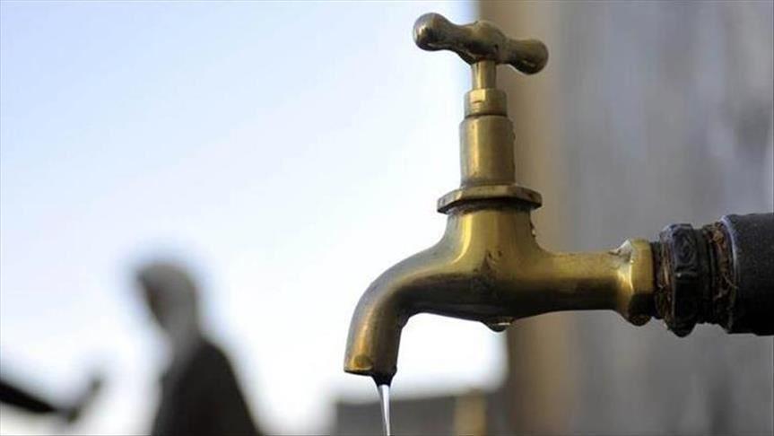 انقطاع المياه عن حي سكني بالمفرق