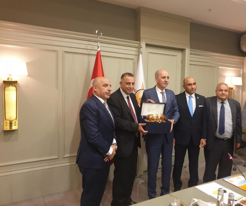 نائب رئيس الحزب الحاكم التركي: ندعم الوصاية الهاشمية على المقدسات بالقدس