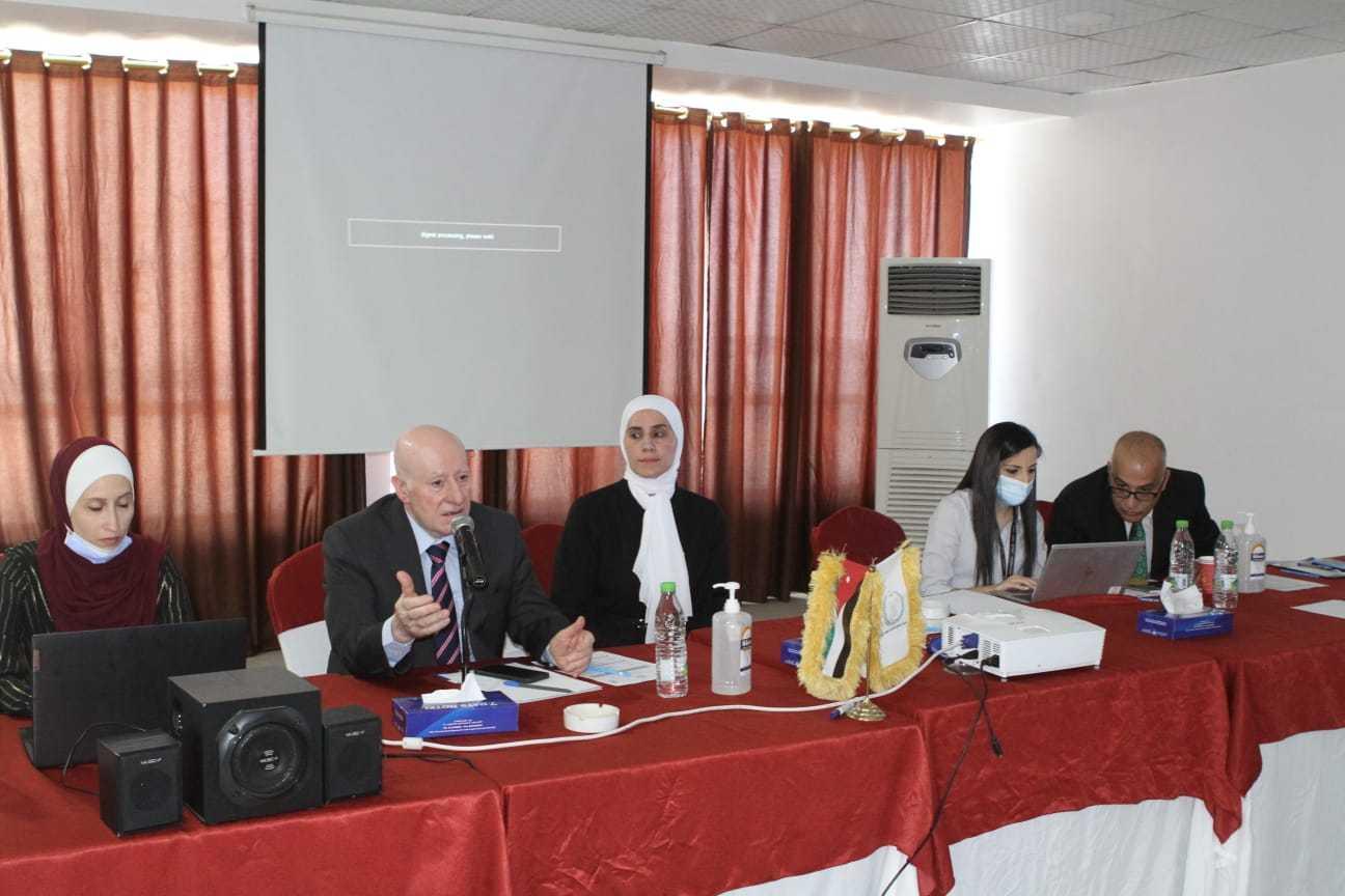 ورشة عمل للحكام الاداريين في اقليم الشمال عن القانون الدولي الإنساني