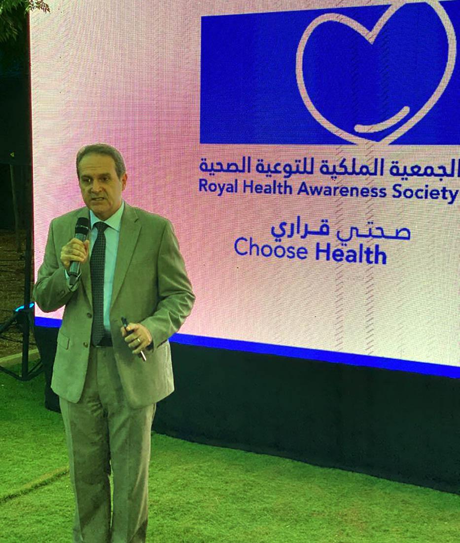 وزير الصحة: الأمراض المزمنة تشكّل تحديا كبيرا أمام الأردن