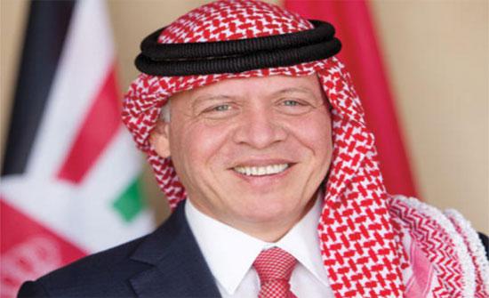 جلالة الملك يهنئ الامتين العربية والإسلامية بالعيد