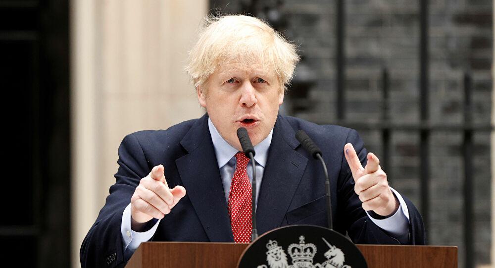 رئيس الوزراء البريطاني يتوقع تعافي الاقتصاد في البلاد هذا العام