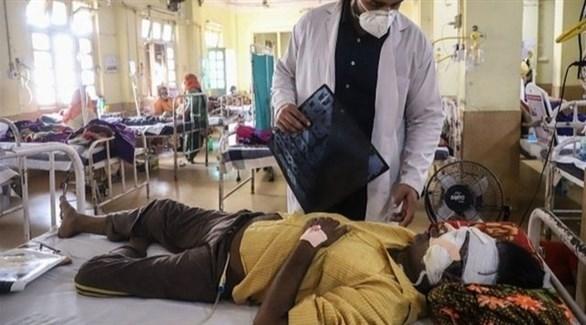 الهند تسجل 41383 إصابة جديدة بكورونا و507 وفيات