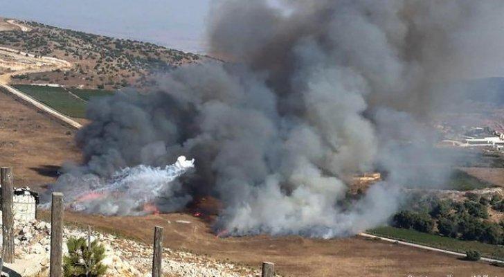 بيروت: تجدد القصف المدفعي الاسرائيلي على بلدات لبنانية حدودية