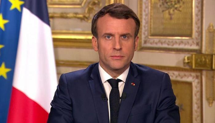 الرئيس الفرنسي يتعهد بتقديم مساعدات بقيمة 100 مليون يورو لإعادة اعمار لبنان