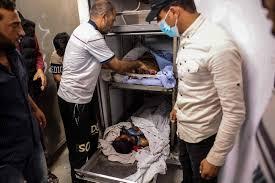 65 شهيدا في قطاع غزة جراء العدوان الإسرائيلي المستمر