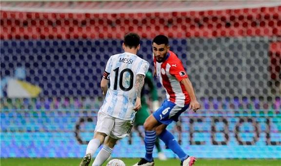 ميسي يدخل التاريخ.. والأرجنتين لربع نهائي كوبا أمريكا