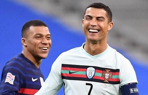 رحيل مبابي لريال مدريد يخرج رونالدو من يوفنتوس