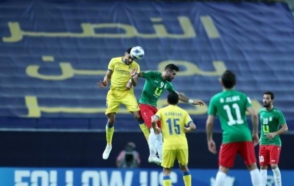 الوحدات يعقد حسابات النصر بفوز تاريخي في دوري الأبطال
