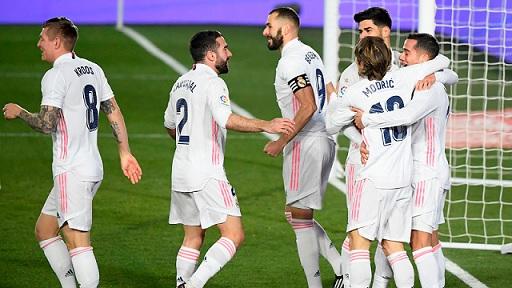 خماسي ريال مدريد يغيب أمام إنتر ميلان