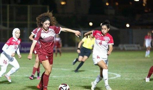 سيدات الأردن يضربن موعدا مع مصر في نصف نهائي كأس العرب