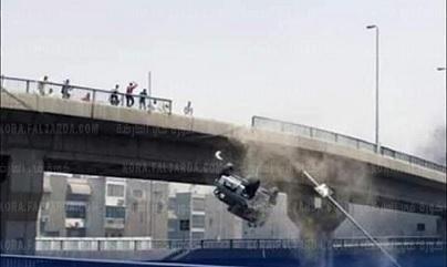 غموض كبير في مصر عن ميكروباص سقط بالنيل واختفى مع ركابه