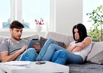 كيفية التعامل مع الزوج المشغول ؟