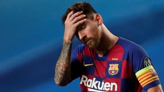 السوبر ليج يهدد برشلونة بخسارة ميسي