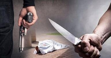 بحجة جريمة شرف.. رجل يقتل ابنته بمساعدة أبنائه أمام العامة