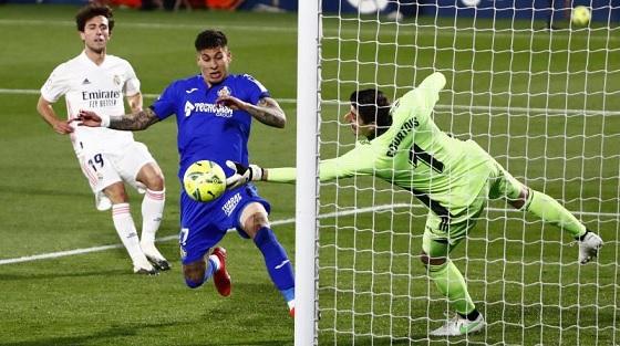 ريال مدريد يسقط في فخ خيتافي